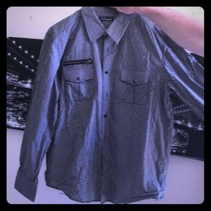 7 Diamonds Dress Shirt . From Buckle . Perfect